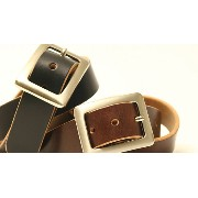 【sot】 UKサドルレザー 40mmベルト / UK saddle leather belt