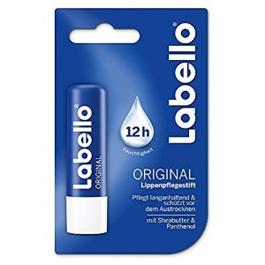 Labello Classic Care Lip Balm 3x 0.18 Oz - 5g - Pack of 3 by Labello