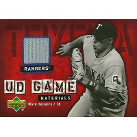 マーク・テシェーラ MLBカード Mark Teixeira 2006 Upper Deck UD Game Materials