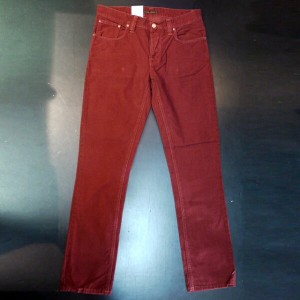 "【NUDIEJEANS / NUDIE JEANS (ヌーディージーンズ)】 CORDUROY PANTS ""GRIM TIM [38161-1134] [ORGANIC RED CORD]"" 通販..."