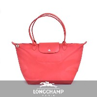LONGCHAMP ロンシャン トートバッグ ピンク 1899578 A27 LE PLIAGE