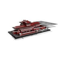 LEGO レゴ アーキテクチャー ロビーハウス Architecture Robie House 21010