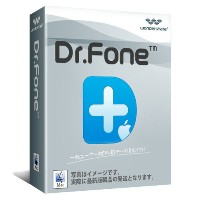 永久ライセンス Dr.Fone(Mac版)Wondershare iPhone、iPad及びiPod Touchデータ復元ソフト iphone6s Plusデータ復元 iphone6データ復元...