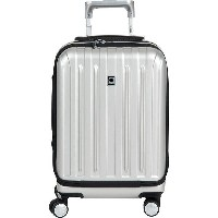 デルシー レディース スーツケース バッグ Helium Titanium International Carry-On Spinner Trolley 25480