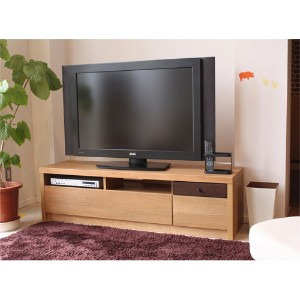 テレビボード homa 150 テレビラック ローボード LOOKIT オフィス家具 インテリア