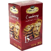THINaddictives Cranberry Almond Thins 15 count 12.2 oz