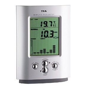 La Crosse Technology 47.3003 TFA Monsoon Wireless Rain Gauge by La Crosse Technology