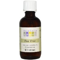 100% Pure Essential Oil Tea Tree Cleansing - 2 oz by Aura Cacia