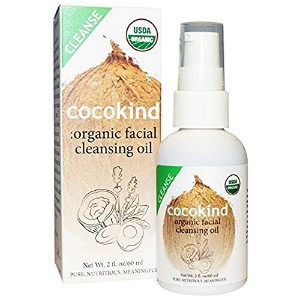 Cocokind - Organic Facial Cleansing Oil - 2 oz. by Cocokind