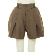 【SALE/85%OFF】DAILY NEWS BY made in HEAVEN Matelasse shorts ニュアン アウトレット パンツ/ジーンズ【RBA_S】【RBA_E】【送料無料】