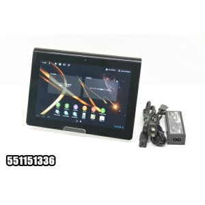 Wi-Fiモデル SONY Tablet S SGPT112JP/S 32GB Android4.0.3 シルバー 初期化済 【中古】【K20170909】