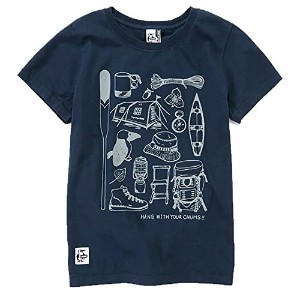 CHUMS チャムス Camp Memories T-Shirt Women's