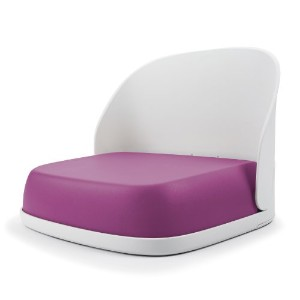 OXO オクソー トット ブースターシート ピンク Tot Seedling Youth Booster Seat, Pink