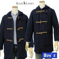 POLO by Ralph Lauren Boy'sダッフルコート【ラルフローレン ボーイズ】 【楽ギフ_包装選択】【送料無料】