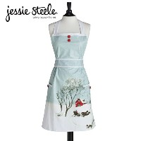 Jessie Steele ジェシースティール Home For The Holiday 130-JS-174 エプロン