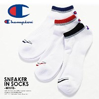 (チャンピオン)CHAMPION SNEAKER IN SOCKS -WHITE- M(25~27cm)