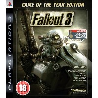 Fallout 3: Game Of The Year Edition (PS3) (輸入版)