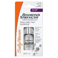 (3 Pack) SALLY HANSEN Diamond Strength Hardener Clear (並行輸入品)