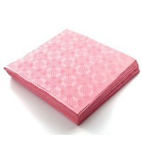 THE TABLECLOTH SHOP Candy Pink Paper Table Covers x 25 by Dispo
