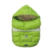 7A.M. ENFANT Baby Shield ベビーカーフットマフ Neon 18-36M
