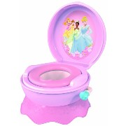 The First Years ファーストイヤーズ ディズニー プリンセス トイレトレーニング 子供用便座 Disney Princess Magical Sounds Potty System