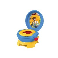 The First Years ファーストイヤーズ トイストーリー トイレトレーニング 子供用便座 Toy Story Celebration Sounds Potty System