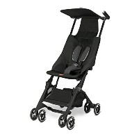 GB Pockit Stroller, Monument Black by GB