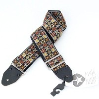 Souldier Ace Replica straps Woodstock/BROWN ギターストラップ
