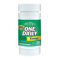 21st Century Health Care, One Daily, Energy, Multivitamin Multimineral, 75 Tablets