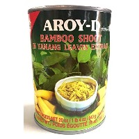 AROY-D BAMBOO SHOOT IN YANANG LEAVES EXTRACT 竹の子水煮千切りとヤナン葉 540g Thailand 泰国 タイ国