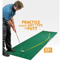 SKLZ Vari Break Putting Course w/ Putt Pocket【ゴルフ 練習器具】
