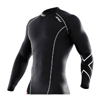 2XU Long Sleeve Compression Tops (#MA1984a)【ゴルフ 特価セール】