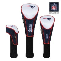 McArthur Sports NFL Patriots Headcover Sets【ゴルフ アクセサリー>ヘッドカバー】