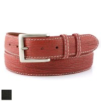 Jacob Hill Leather Genuine Shark 1 1/2 Leather Belts【ゴルフ ゴルフウェア>ベルト】