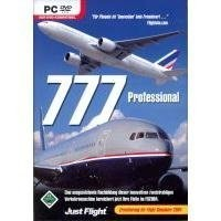 Boeing 777 Professional Add-On (輸入版)
