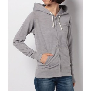 ★dポイントが貯まる★【SHIPS OUTLET(シップス アウトレット)】【SHIPS for women】SUPER.N:TERRY LOOP HOODIE【dポイントでお得に購入】