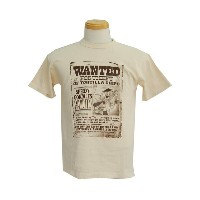 """TOYS McCOY トイズマッコイT-シャツ MILITARY TEE SHIRT SPEEDY GONZALES """"WANTED"""""""