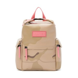 【50%OFF】ORG MINI BACKPACK RUB LTH カモフラージュ柄 バックパック ピンクカモ one 旅行用品 > その他