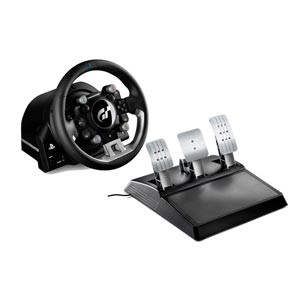 【PS4】T-GT Force Feedback Racing Wheel for PS4 MSY [4160680 T-GT Force Feedback]【返品種別B】【送料無料】