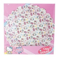 Hello Kitty Paper Doilies