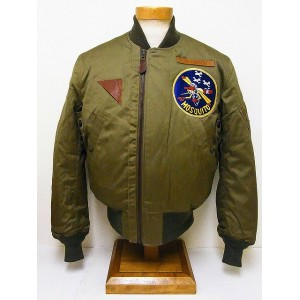Buzz Rickson's[バズリクソンズ] B-15A (MOD.) 6147th TAC.CONT.GP. MOSQUITO モスキート BR13104 ARNOFF MFG. CO. ...