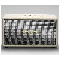 マーシャル Bluetooth対応 スピーカー(クリーム)Marshall Stanmore Bluetooth Cream ZMS-04091629