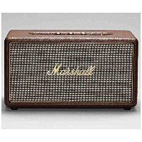 マーシャル Bluetooth対応 スピーカー(ブラウン)Marshall Stanmore Bluetooth Brown ZMS-04091628