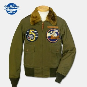 "BUZZ RICKSON'S(バズリクソン)B-10 フライトジャケット【JACKET,FLYING,INTERMEDIATE typeB-10】""ROUGH WEAR CLOTHING CD...."