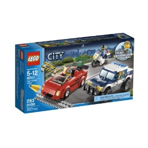 LEGO レゴ 60007 シティポリス City Police High Speed Chase