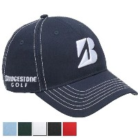 Bridgestone 2012 Tour Contrast Stitch Caps【ゴルフ ゴルフウェア>帽子】