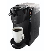 Mr. Coffee ミスターコーヒー BVMC-KG5-001 シングルサーブ コーヒーブリュワー Powered by Keurig Brewing Technology K-Cup カプ...