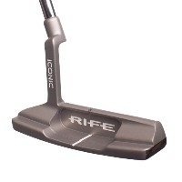 RIFE Vault 002 Series Iconic One Silver Finish Putters【ゴルフ ゴルフクラブ>パター】
