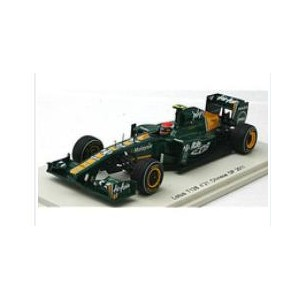 1/43 LOTUS T128 No.21 Chinese GP 2011【S3021】【スパーク】【9580006930217】