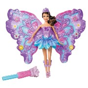 Mattel マテル バービー テレサ フィギュア Barbie Flower 'N Flutter Fairy Teresa Doll